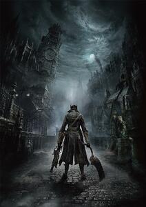 Bloodborne Case Cover Art
