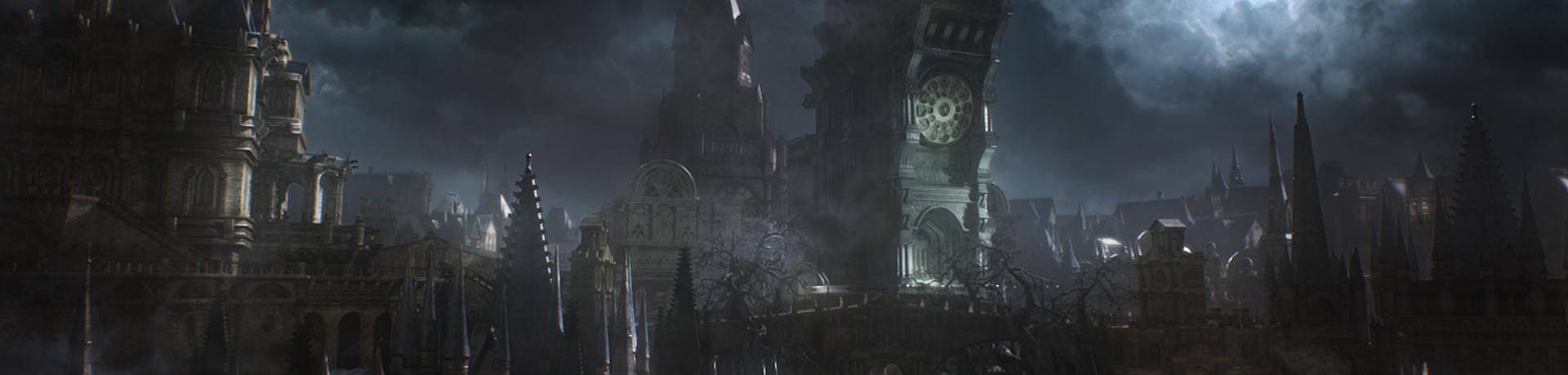 E3: Bloodborne announced for PS4