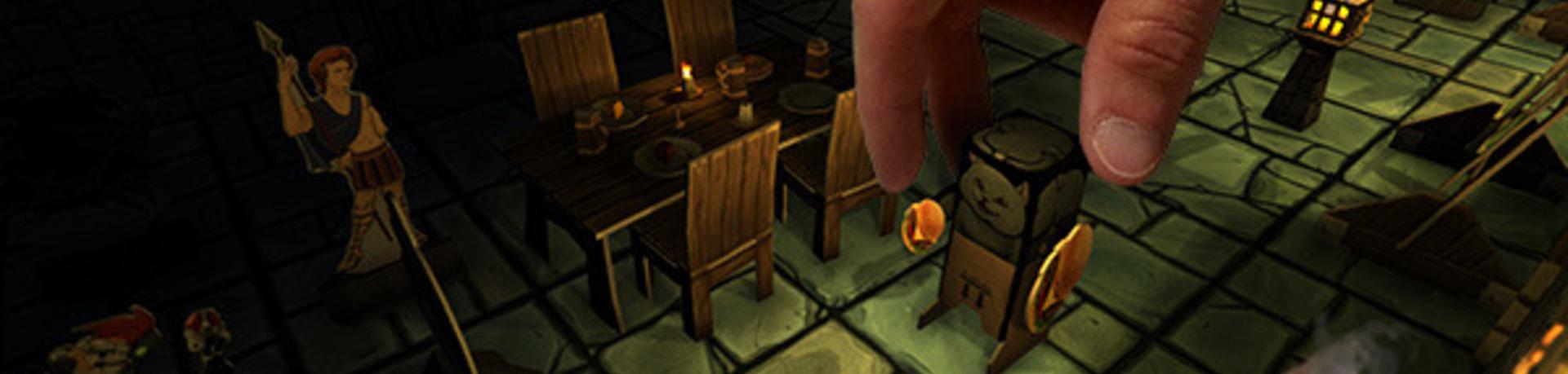 Popup Dungeon Greenlit on Steam/Kickstarter