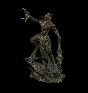 Molag Bal Statue